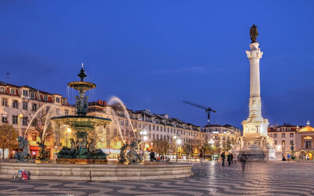 guided trip to Lisbon