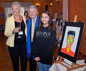 Art in Action Young Artists' Competition Winner